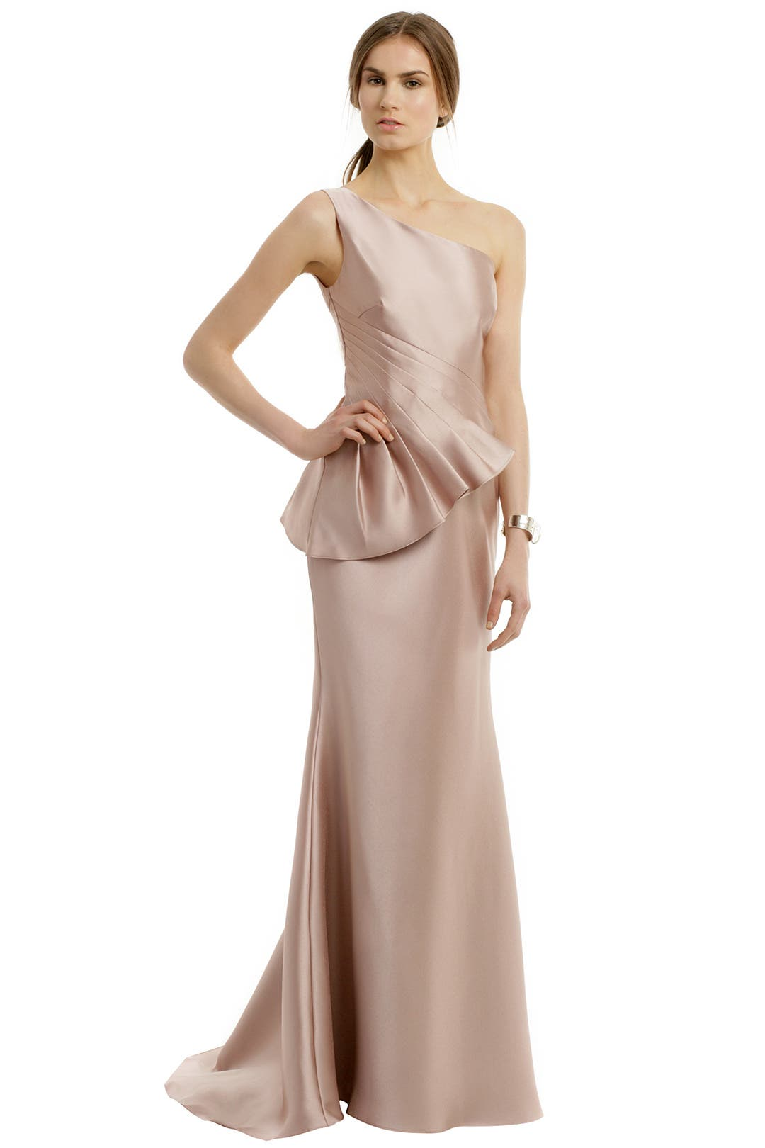 A New Era Gown by Badgley Mischka