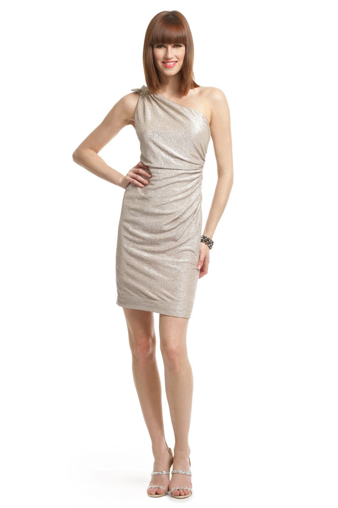 You See Me I See You Dress by David Meister