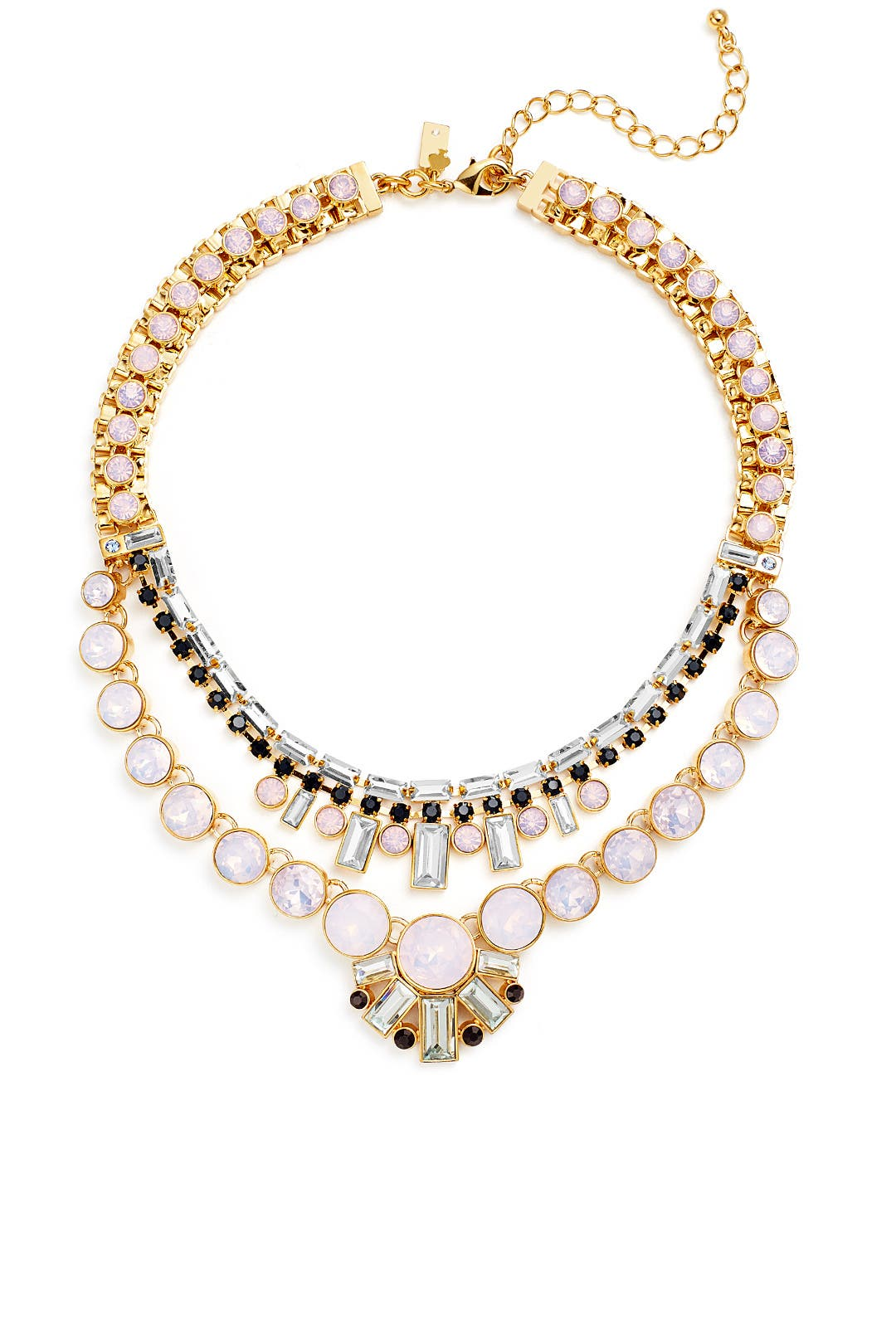 Clink Of Ice Double Strand Necklace By Kate Spade New York Accessories For  $45  Rent The Runway