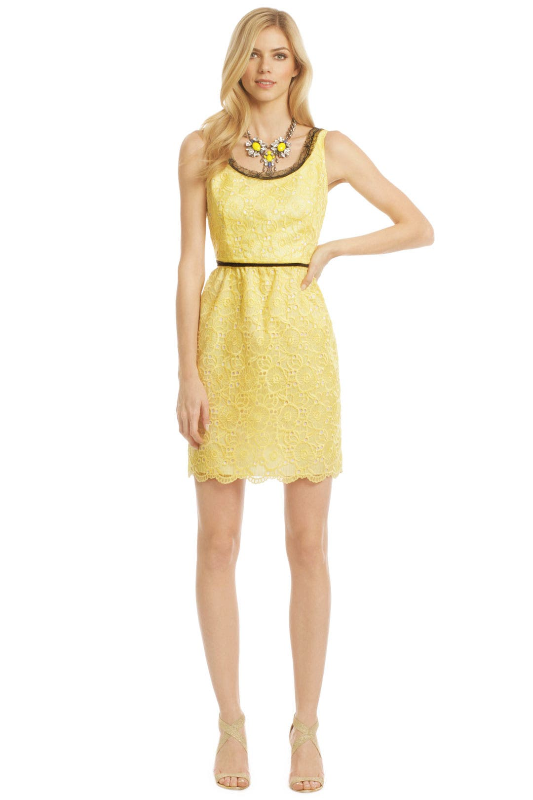 Daisy Pinwheel Dress by Anna Sui