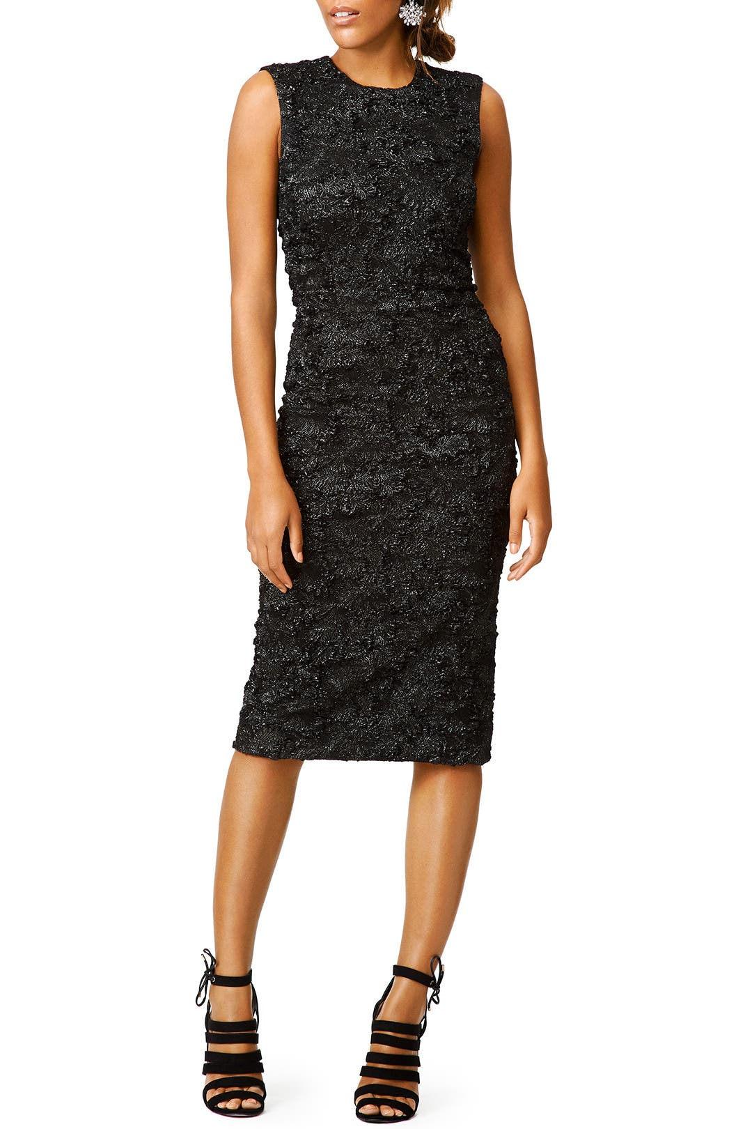 Vera Wang Imprint Sheath