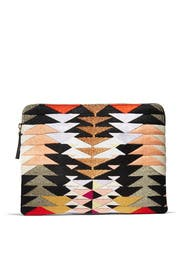 Summer Safari Clutch by Lizzie Fortunato