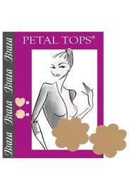 Beige Petal Concealers by Braza
