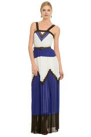 Blue Diamond Maxi by Milly