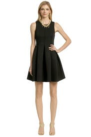 Sharp Lines Dress by Tibi