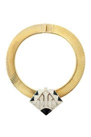 Ziggurat Collar by Ciner