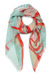 Amber Masai Scarf by Echo Accessories