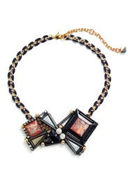 Boa Choker Necklace by Nocturne