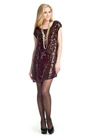 The Sassy Sequin Sheath by Haute Hippie