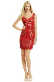 Sealed With A Kiss Dress by Anna Sui