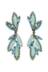 Lapis Dragonfly Earrings by Elizabeth Cole