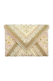 Elisa Envelope Clutch by Marchesa Handbags