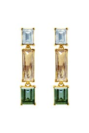 Tres Chic Earrings by Oscar de la Renta