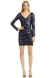 Midnight Kiss Dress by Badgley Mischka