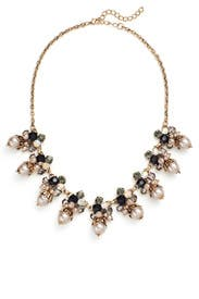 Antique Cluster Necklace by Slate & Willow Accessories