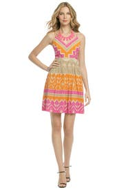 Anargosa Desert Dress by Trina Turk