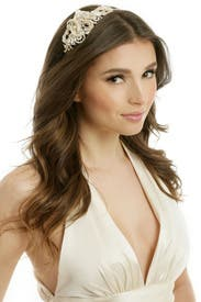 For Ever and Ever Headband by RTR Bridal Accessories