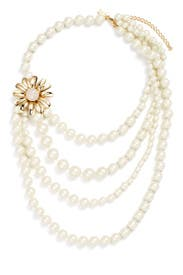 Dazzling Daisies Necklace by kate spade new york accessories