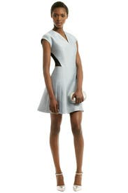 Hail Storm Dress by Viktor & Rolf