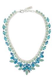 Lazuli Crystal Necklace by Tova