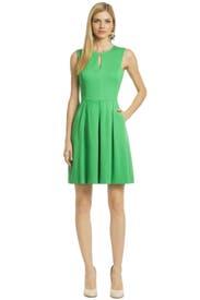 Kelly To My Green Dress by Trina Turk