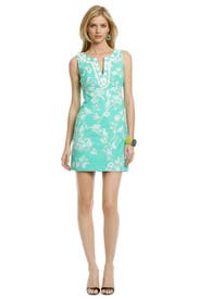 Seaside Beaches Dress by Lilly Pulitzer