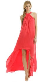 Tequila Sunrise Maxi by Halston Heritage