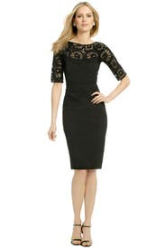 Look and Lace Dress by Lela Rose