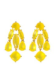Canary Statement Earrings by kate spade new york accessories