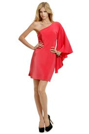 Rosario Poncho Dress by Nicole Miller