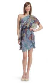 Mosaic Caftan Dress by Mark & James by Badgley Mischka