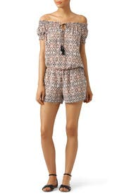 Machiko Romper by Joie