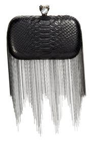 Jude Snake Clutch by House of Harlow 1960