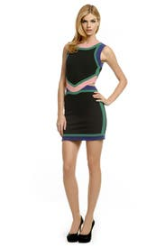 Now We're Colorblocking Dress by camilla and marc