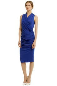 Just Twist It Dress by Rachel Roy