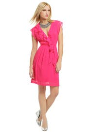 Pink Lollipop Dress by Nanette Lepore