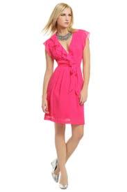 Pink Lollipop Dress by Nanette Lepore