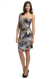 Monet Side Tie Dress by Sachin & Babi