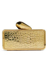 Gilded Mobile Minaudiere by Kotur