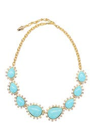 Florentine Garden Necklace by Kenneth Jay Lane