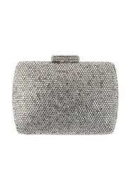 Black Diamond Crystal Minaudiere by Serpui Marie