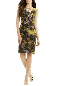 Monet Garden Dress by Lela Rose