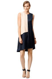 Geo Shift Dress by Narciso Rodriguez