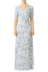Lafayette Maxi by Paper Crown