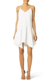 Camilla marc white dress.