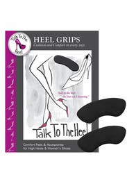 Heel Grips by Talk to the Heel by Braza