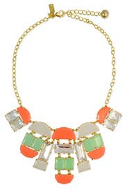 Neon Montage Necklace by kate spade new york accessories
