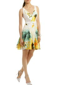 Tiger Lilly Dress by Bibhu Mohapatra