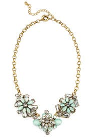 Camellia Necklace by Slate & Willow Accessories