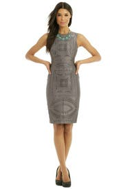 Moonlight Goddess Sheath by Vera Wang